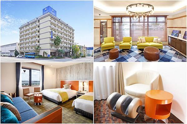 MYSTAYS舞濱酒店