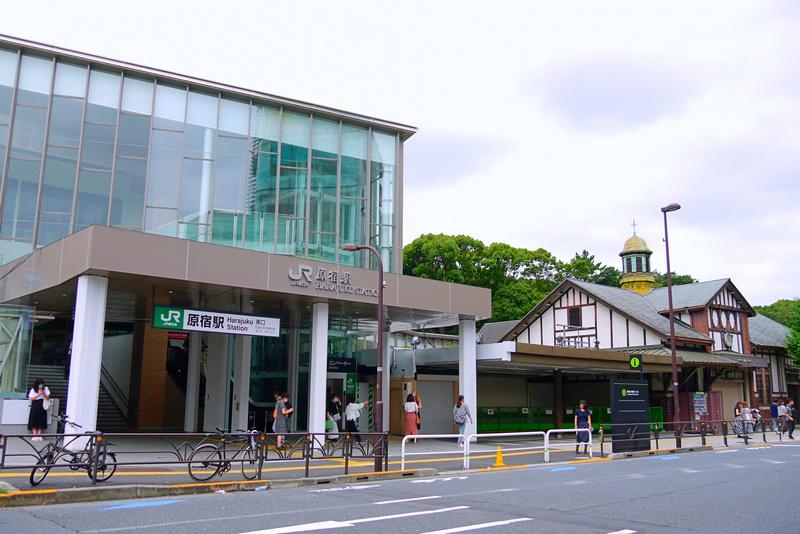 JR原宿站.jpg