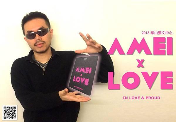 AMEI X LOVE 01