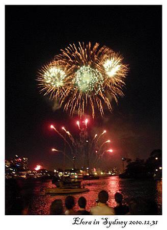 Sydeny fireworks show-8