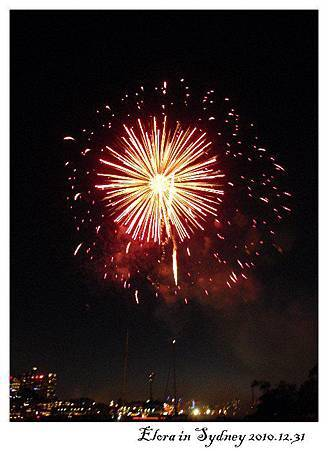 Sydeny fireworks show-10