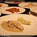 20100626-奶油洋菇鱸魚排附香芹馬鈴薯