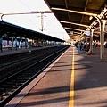 Strasbourg的火車站