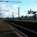 還是Strasbourg的火車站