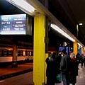 往Nice的火車