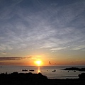 東海岸的日出