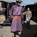 傳統蒙古服飾