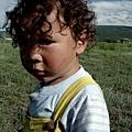 自然捲的可愛小孩(2)