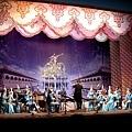 蒙古的國家音樂廳喔!