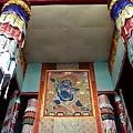 哈木林寺紅教廟館