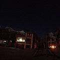 山裡的月夜