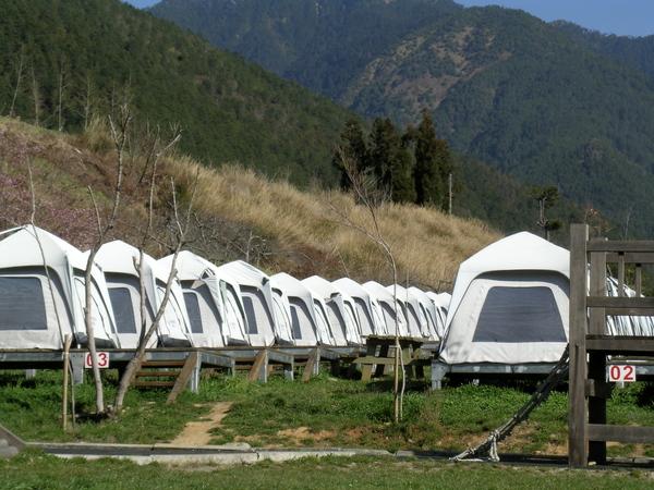 武陵空中帳篷