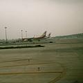 北京 - 首都機場停機坪
