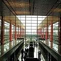 北京 - 首都機場出關口