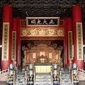 紫禁城 - 乾清宮內部