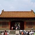 紫禁城 - 御花園門