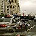 北京 - 公安的車