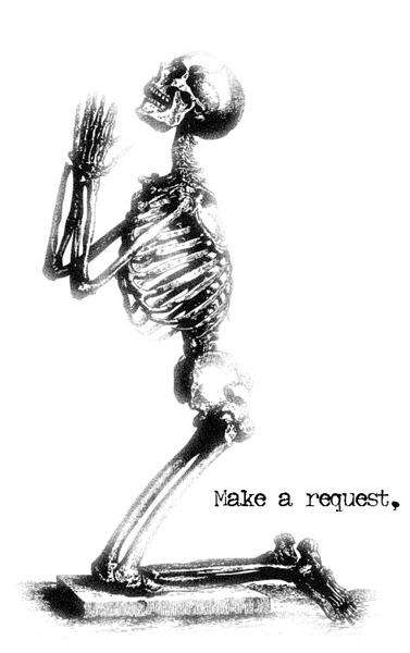 Make a request,
