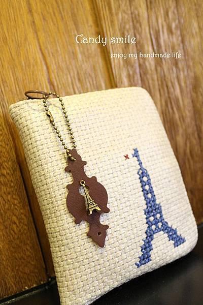 巴黎鐵塔名片收納簿5