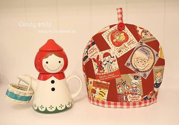 茶壺保溫罩