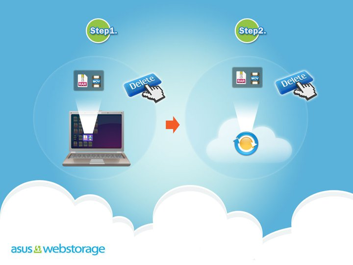 ASUS WebStorage-1