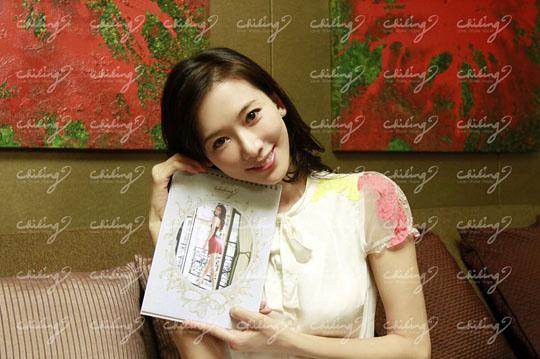2014志玲姊姊與桌曆