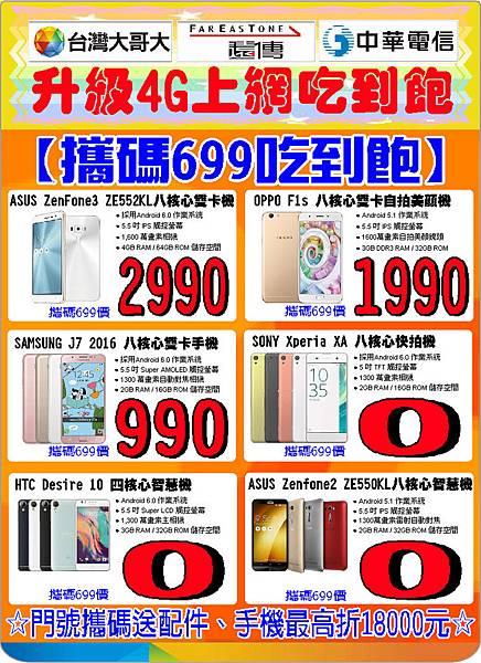 DM-台灣699-1611