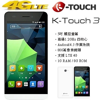 K-Touch 3-1