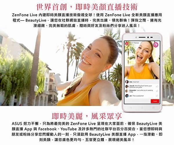 ASUS ZenFone Live ZB501KL-D