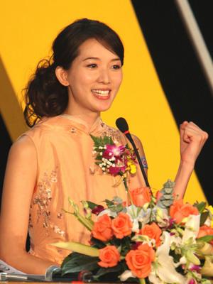 林志玲主持「北京歡迎你」發行儀式.jpg