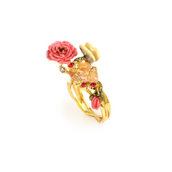 rose-bud-and-butterfly-on-faceted-glass-couture-ring