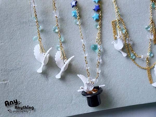 Les Nereides 馬戲團白鴿19