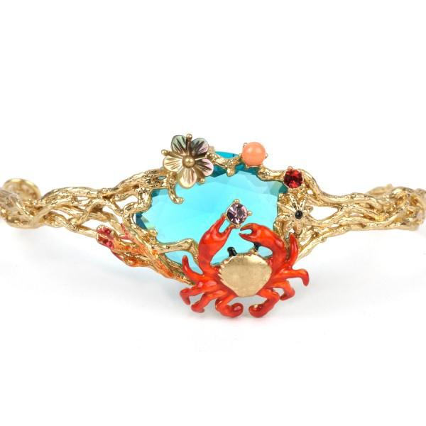 jonc-pierre-bleue-ocean-crabe-et-coraux