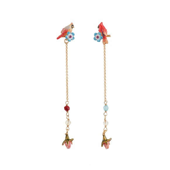 birds-long-chain-and-charms-earrings