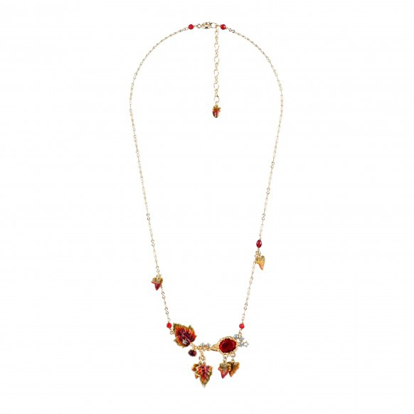 leaves-faceted-glass-and-crystal-necklace