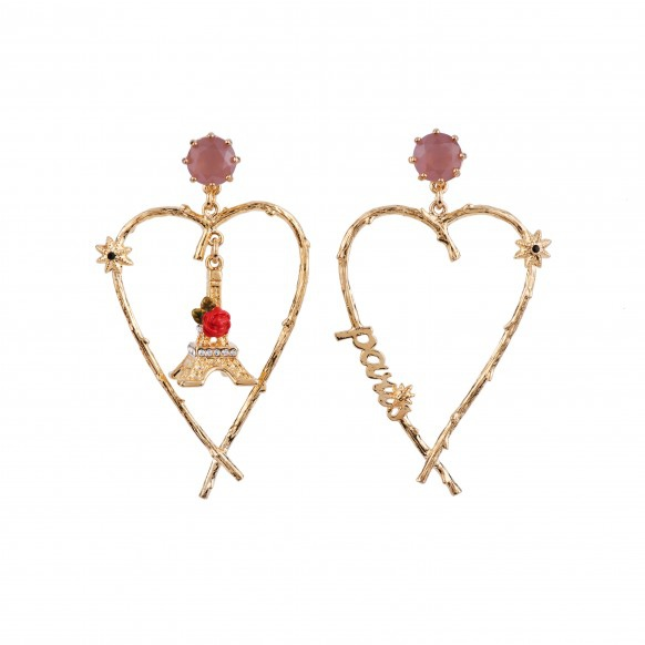 heart-shape-asymmetrical-earrings