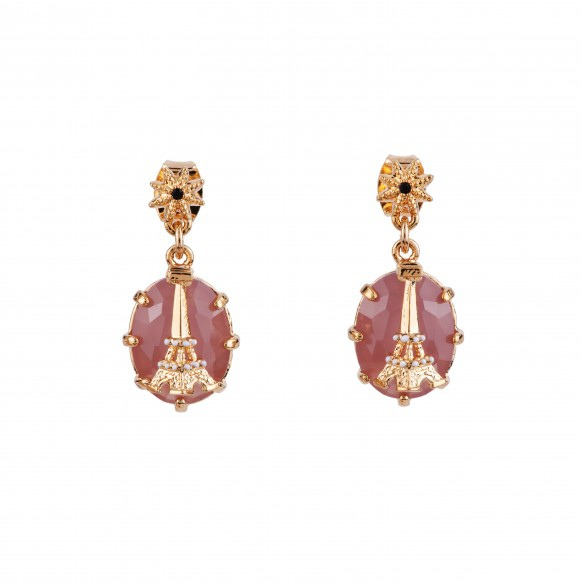 eiffel-tower-on-faceted-glass-earrings