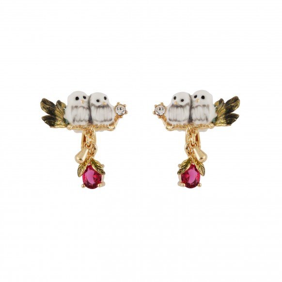 nestlings-and-faceted-glass-clip-earrings