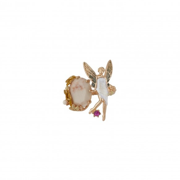 fairy-and-reconstituted-stone-adjustable-ring