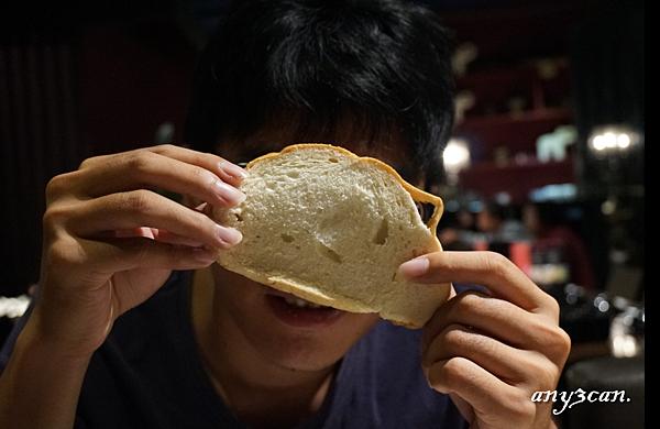 手做牛奶麵包