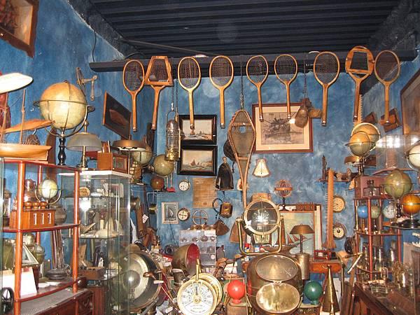 有趣的古董店