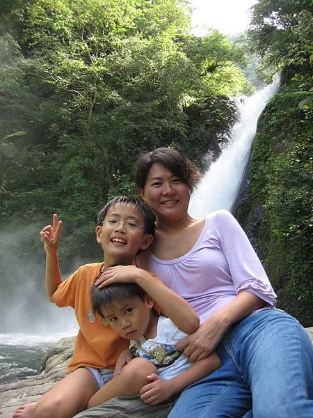 2007.9.我與我兒子與準女婿
