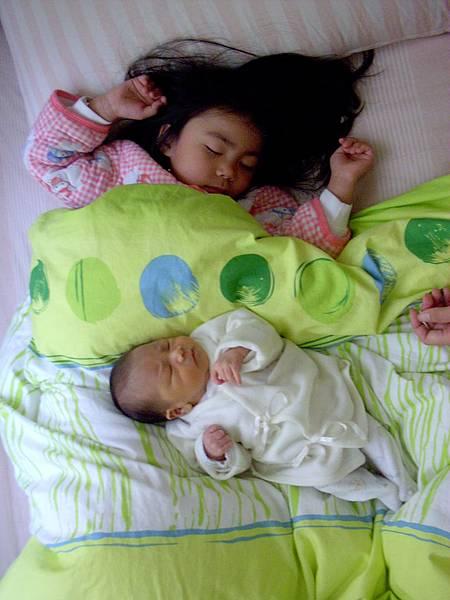 姊姊與弟弟