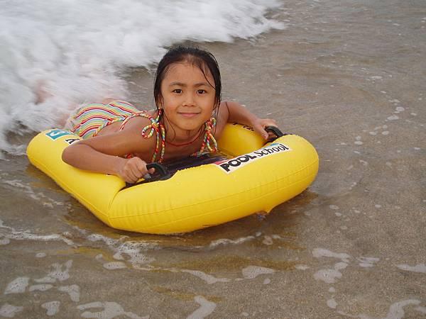 2006.6白沙灣