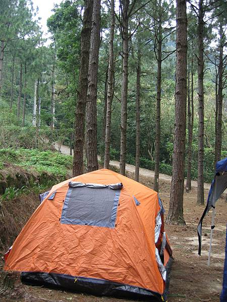 2007.10.20苗栗南庄的松濤意境營地