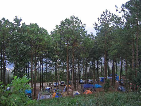 2007.10.20松濤意境的營地(遠景)
