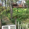 浪漫的林中小木屋