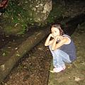 2007.10.5.夜間戲水,別有一番滋味。