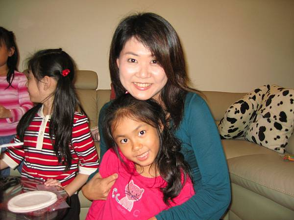 桐桐的七歲生日