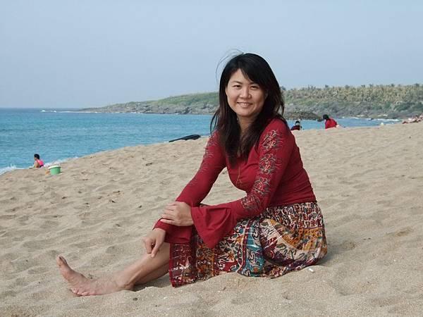 墾丁的美麗海灘